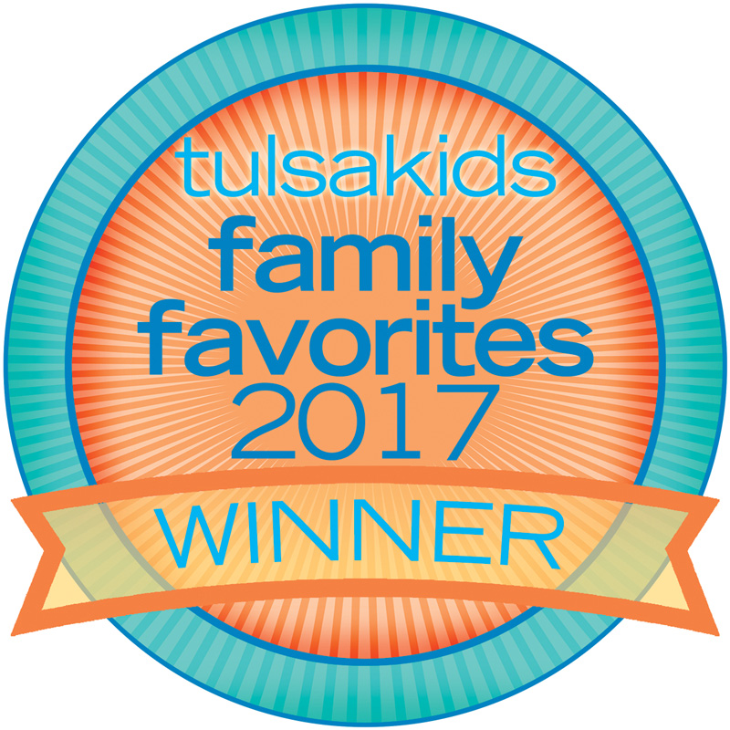 Tulsa Kids Family Favorites Winner 2017